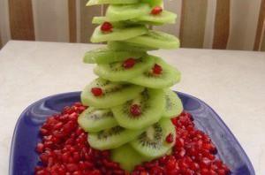 Вкусные елки на Новый год